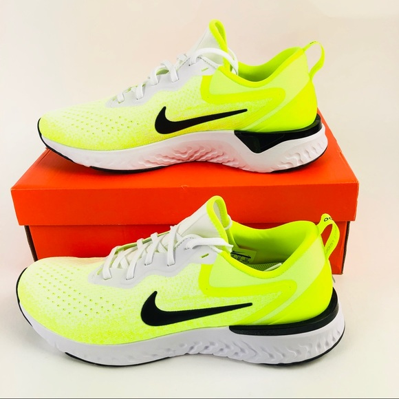 Nike Odyssey React Running Shoes Volt